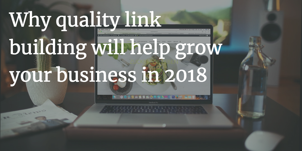 quality link building 2018
